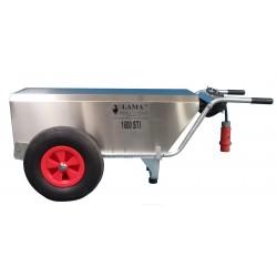 Nettoyeur haut pression électrique pour exploitation agricole et agriculture