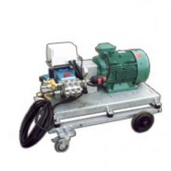 Option pour nettoyeur électrique à haute pression poste fixe - Gamme agricole Lama