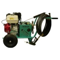 Nettoyeur haute pression thermique Lama HI200GX