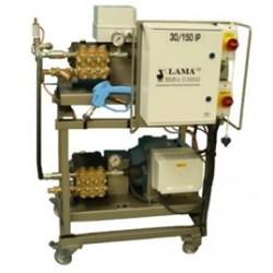 Nettoyeur haute pression - LAMA® Jumelage par automate